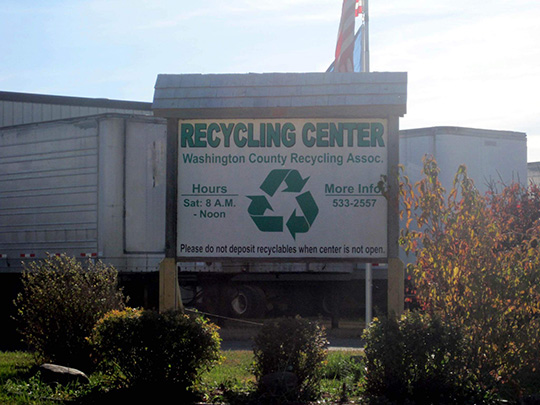 Washington County Recycling Association